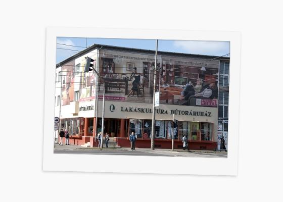 Lakáskultúra Lakberendezési Bútoráruház - bútorbolt Debrecen